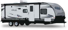 Travel Trailers - RV Type